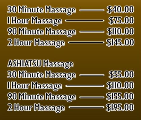 massage-pricing